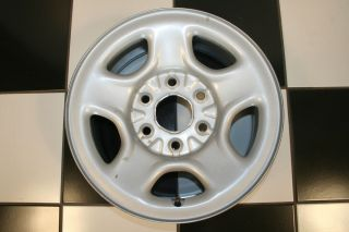 Tahoe Van GMC Safari Sierra Factory 16 Wheel Rim 5128 Single