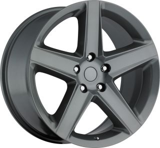 SRT8 Grand Cherokee Commander Tires Wheels Rims Set Package