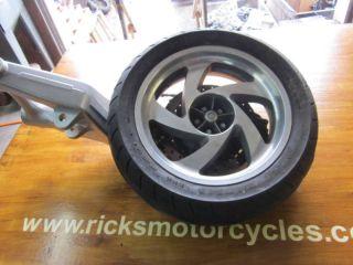 GL1800 GL 1800 Goldwing Wheel Rim Swing Arm Final Drive Tire