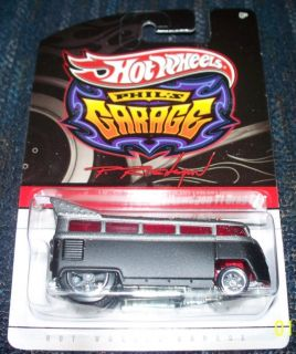 Hot Wheels Phils Garage Volkswagen T1 Drag Bus BR1