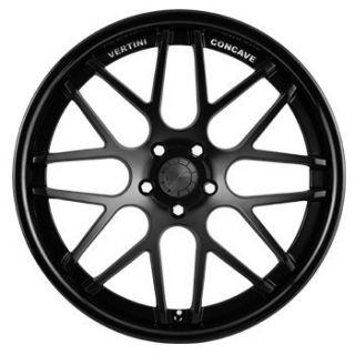 19 Vertini Magic Concave Wheels Rims Porsche 996 997 Carrera s C4S