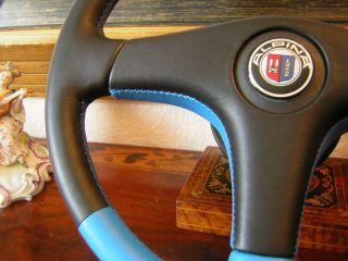 BMW Alpina E30 Nardi Leather Steering Wheel New