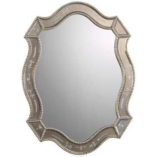 "Uttermost Felicie 28"" High Wall Mirror   #J6340"