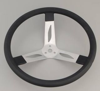 Aluminum Steering Wheel 15 Dia 3 Spoke 3 125 Dish 270 8645