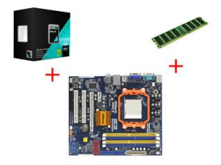 PC Bundle Aufruestset Tuning Kit AMD Athlon 250 Asrock N68C S UCC 4GB