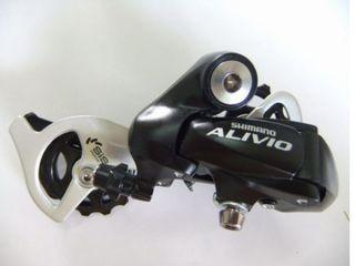 Shimano ALIVIO M410 Bicycle Rear Derailleur C156d