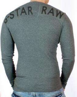 STAR RAW 3301 LONGSLEEVE LANGARM CLUBWEAR T SHIRT NEU IM POLYBAG d G