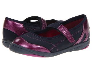 Kenneth Cole Reaction Kids Pint Prize 2 Girls Shoes (Navy)