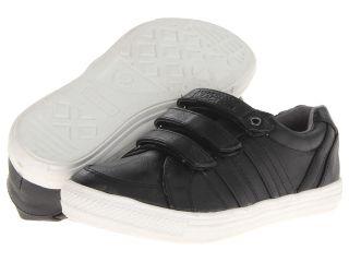 Kenneth Cole Reaction Kids Flag Roll Boys Shoes (Black)