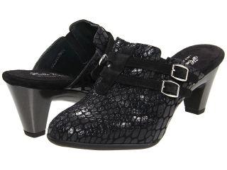 Helle Comfort Ekanta Womens Clog Shoes (Black)