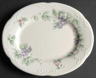 Pfaltzgraff Grapevine Dessert Bowl, Fine China Dinnerware Stoneware ...