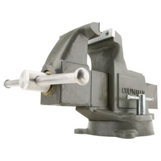 Wilton Columbian Machinist Bench Vise   4 1/2in. Jaw Width, Model# 604 1/2M3