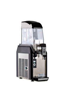 Elmeco Cold Beverage Dispenser w/ 3.2 gal Capacity & Electronic Controls, Black