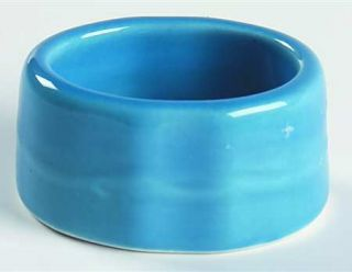 Kennex Group (China) Florence French Blue Napkin Ring, Fine China Dinnerware   A
