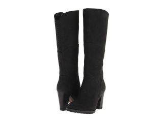 Timberland Earthkeepers Stratham Heights Tall Zip Boot Womens Boots (Black)