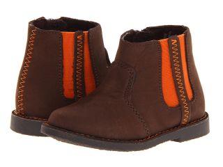 Kenneth Cole Reaction Kids Kick City 2 Boys Shoes (Brown)