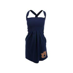 Auburn Tigers NCAA Womens Pleated Dress With Pockets
