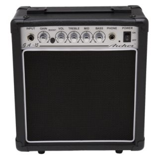 Archer GA 15 Guitar Amplifier   Black (AMPGA15)