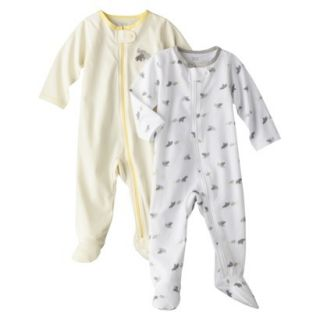 Just One YouMade by Carters Newborn Sleep N Play   Elephant Family 3 M