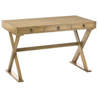 ARTERIORS Home Cain Limed Oak Veneer Desk 519 Finish: Natural