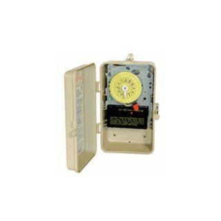 Intermatic pool time clock 220v timer motor wg1573 10d for Intermatic pool timer clock motor