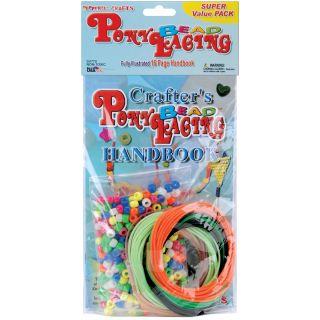 Pony Bead Lacing Kit
