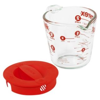 Pyrex Measuring Cup with Lid