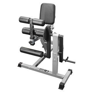 Cc 4 Valor Fitness Leg Curl/ Extension Machine