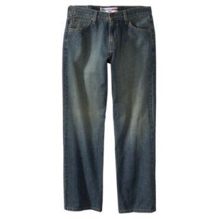 Denizen Mens Straight Fit Jeans 33x32
