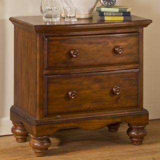Hillsdale Hamptons 2 Drawer Nightstand 1763 771