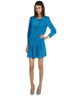 Kate Spade New York Arden Dress Womens Dress (Blue)