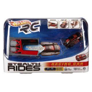 Hot Wheels Stealth Ride Racing Car