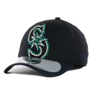 Seattle Mariners New Era MLB 2014 On Field Clubhouse 39THIRTY Cap