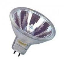 Osram 42870 Light Bulb, 50W 12V MR16 GU5.3 Halogen Wide Flood