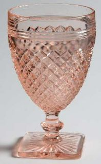 Anchor Hocking Miss America Pink Juice Glass   Pink, Depression Glass
