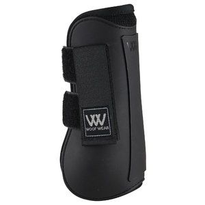 Woof Pro Tendon Boots Black L/xl