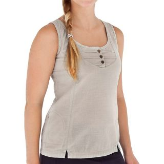 Royal Robbins Cool Mesh Tank Top   Cotton (For Women)   AGAVE (M )
