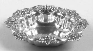 Frank Whiting Misc Sterling Hollowware Small Sterling Bon Bon Bowl   Sterling, H