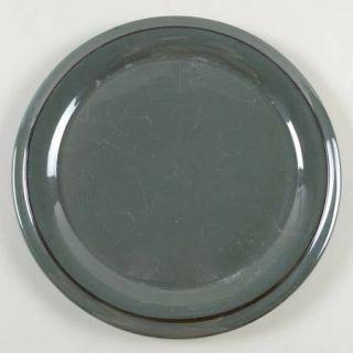 Interiors (PTS) Prairie Shale (Green) 12 Chop Plate/Round Platter, Fine China D