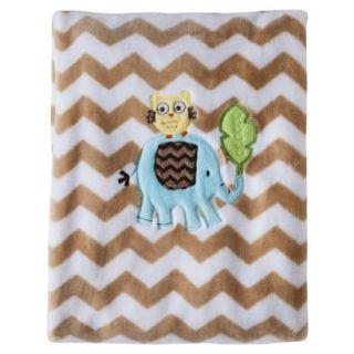 Soft Fleece Blanket   Jungle Stack by Circo