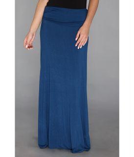 Gabriella Rocha Arianna Maxi Skirt Womens Skirt (Navy)