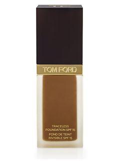 Tom Ford Beauty Traceless Foundation SPF 15   Warm Almond