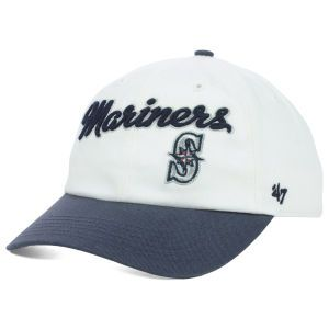 Seattle Mariners 47 Brand MLB Womens Beth Cap