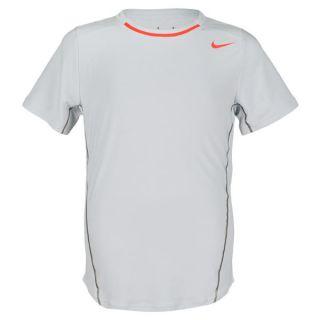Nike Boy`s Premier Rafa Bull Tennis Crew Xsmall 043_Pure_Platinum