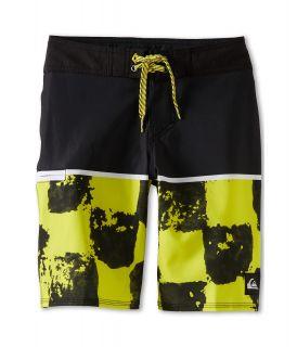 Quiksilver Kids Young Guns Boardshort Boys Swimwear (Black)