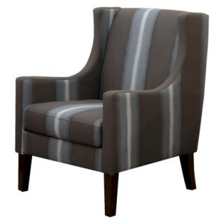 Skyline Accent Chair: Upholstered Chair: Jackson Upholstered Wingback Chair