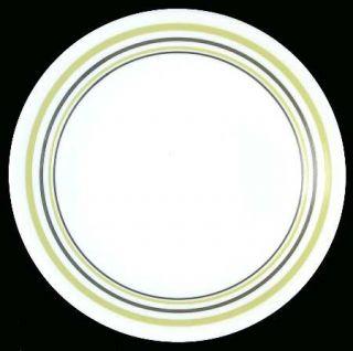 Corning Garden Sketch Bands Bread & Butter Plate, Fine China Dinnerware   Living
