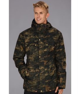 Quiksilver Select All 10K Insulated Jacket Mens Coat (Multi)