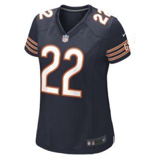 NFL Chicago Bears (Matt Forte) Womens Football Home Game Jersey   Marine