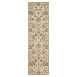 Nourison Persian Empire Ivory Rug PE22 IV Rug Size: 23 x 8